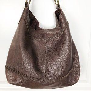Lucky Brand |  Soft Leather Hobo Bag